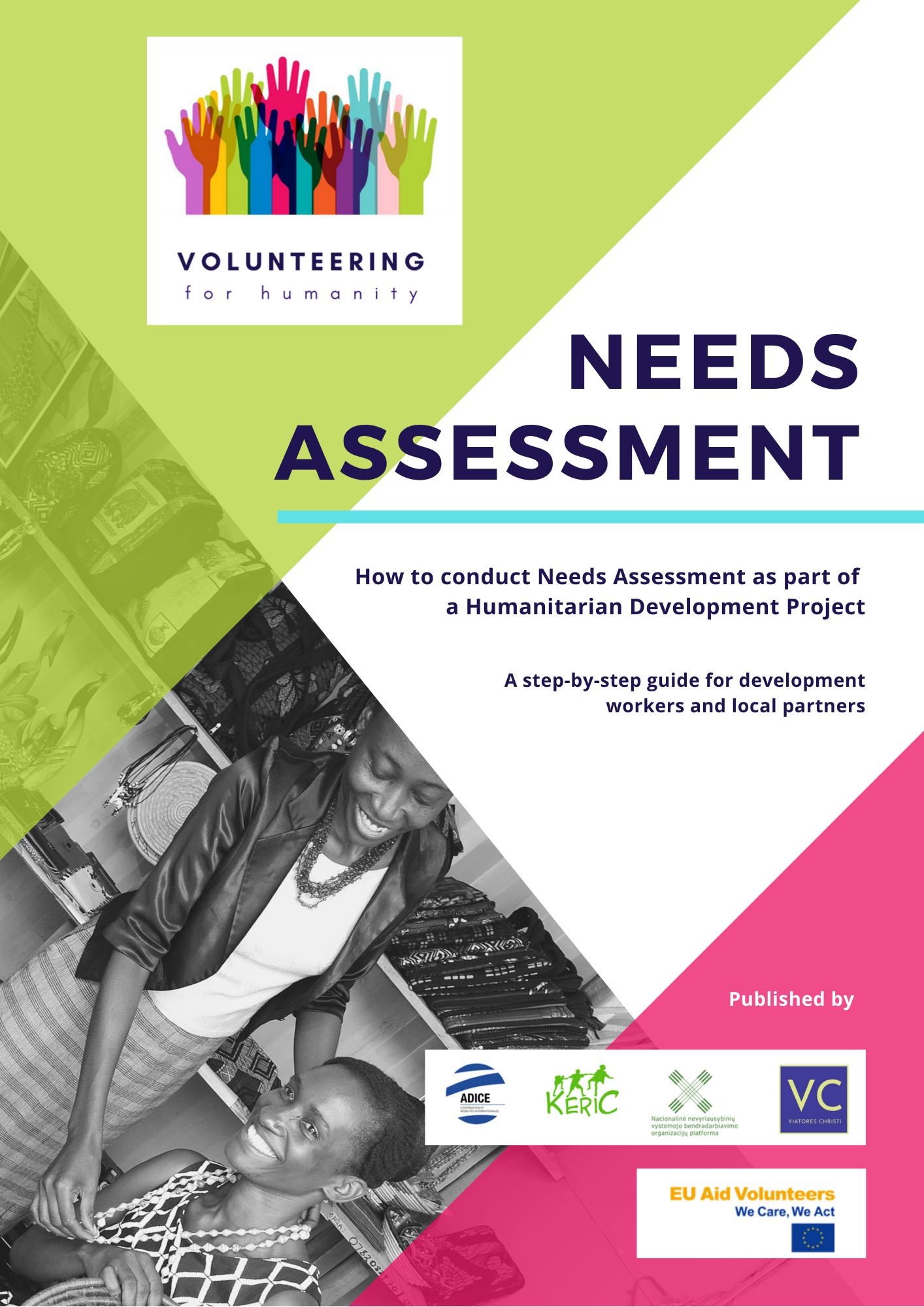 Cover of Volunteering for Humanity Needs Assessment eBook